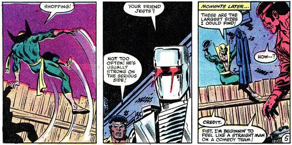 Panels from ROM #23