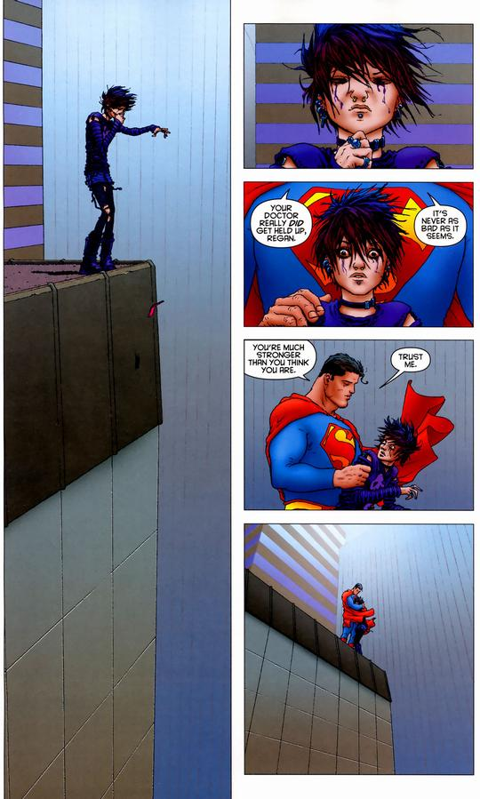 All Star Superman #10, Page 12