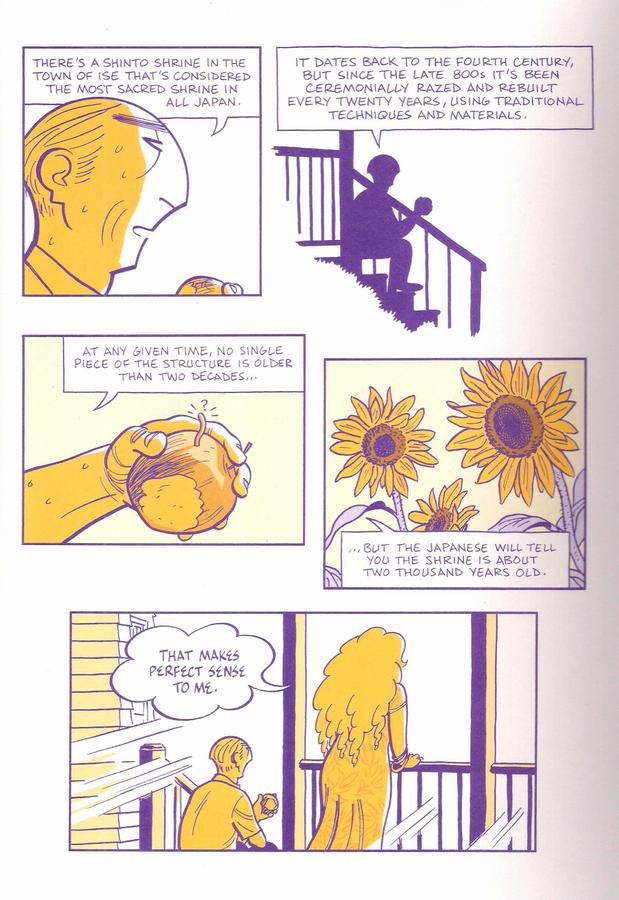 Asterios Polyp - David Mazzucchelli - Graphic Novel
