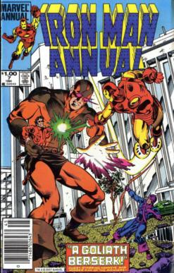 Iron Man Annual 07