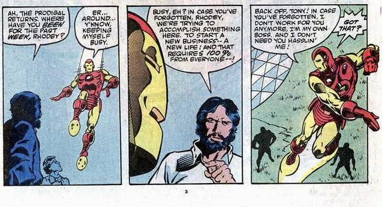 Iron Man Annual 7