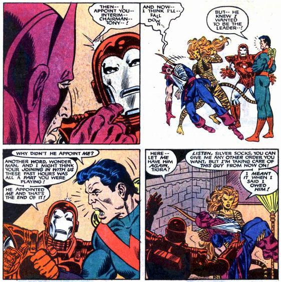 West Coast Wednesdays: West Coast Avengers Vol. 2, #20