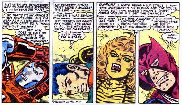 West Coast Wednesdays: West Coast Avengers Vol. 2, #21