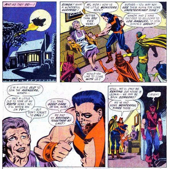 West Coast Wednesdays: West Coast Avengers Vol. 2, #39