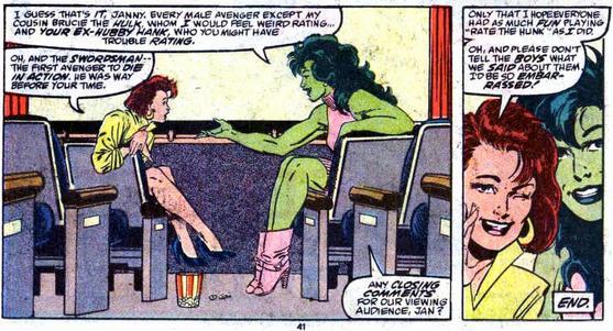 West Coast Wednesdays: West Coast Avengers Annual #4