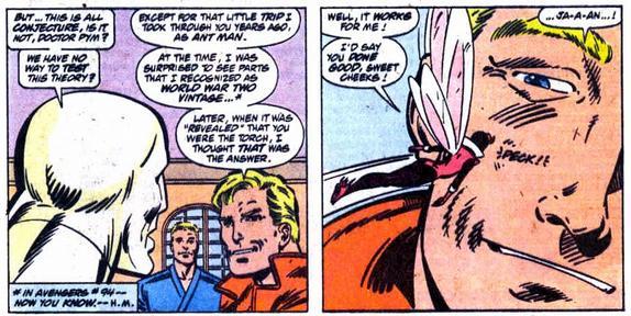 West Coast Wednesdays: West Coast Avengers Vol. 2, #50