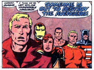 West Coast Wednesdays: West Coast Avengers Vol. 2, #54