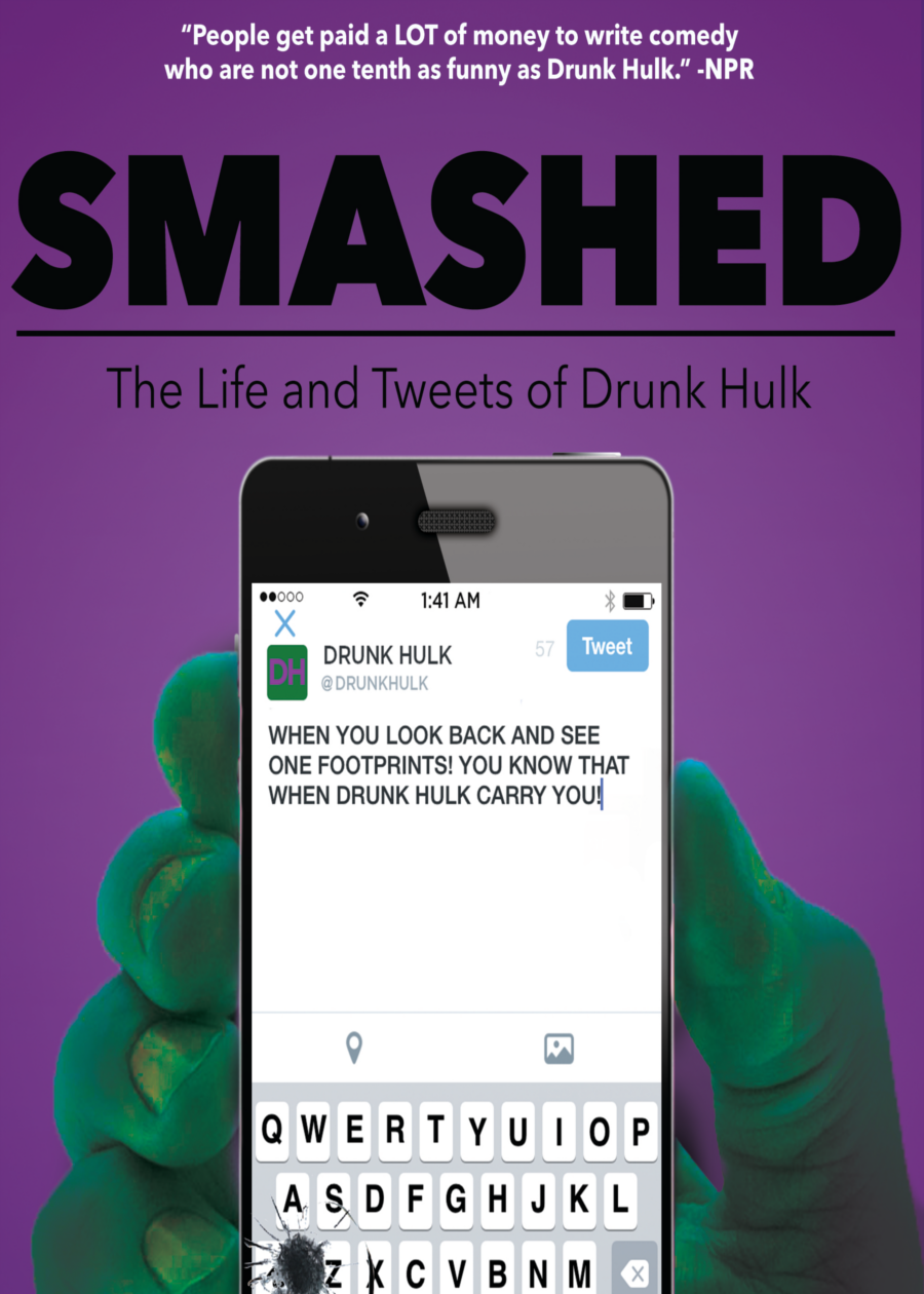 My favorite Drunk Hulk tweets